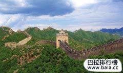 中国十大名胜古迹排行榜