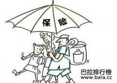 中国十大保险公司排名2018