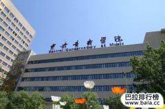 中国十大音乐学院排名 中央音乐学院排名第一