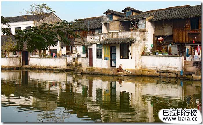绍兴安昌古镇 免门票还上过舌尖上的中国