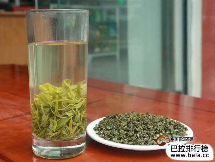 安徽名茶有哪些?盘点安徽十大名茶