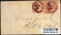 """世界十大珍贵邮票 中国""""大一片红""""邮票排第八"""