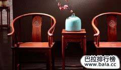 中国十大红木家具品牌排行榜