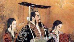 中国最有名的皇帝排名前十位