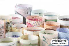 世界上最不值钱的十大货币排行榜