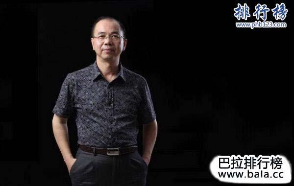 广州十大富豪排行榜2018 许家印财富超其余九人之和