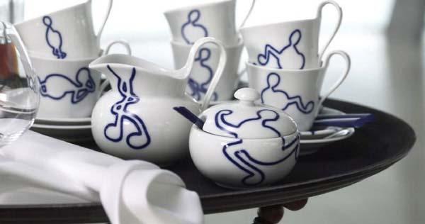 """欧洲六大最顶级骨瓷品牌 细述""""奢瓷""""的艺术"""