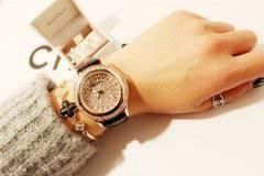 女士手表十大奢侈品牌排行榜