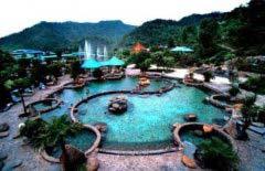中国十大温泉排名榜,泡温泉的理想场所!