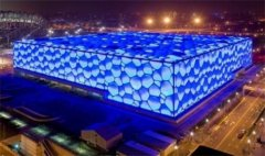 中国十大地标性建筑,水立方拔得头筹!