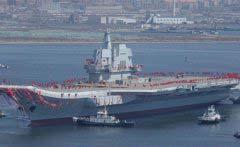 2018中国最新十大先进武器,002国产航母值得期待