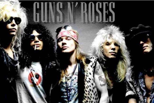 枪炮与玫瑰乐队