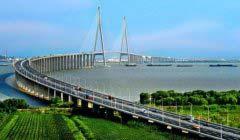 盘点中国十大最美公路 第一名是杭州湾跨海大桥