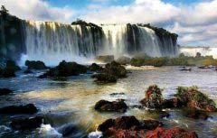 世界十大壮观瀑布排名 伊瓜苏瀑布最震撼