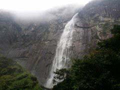中国十大著名瀑布排名