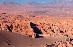 世界上最神奇的沙漠 阿塔卡马沙漠一夜成花海