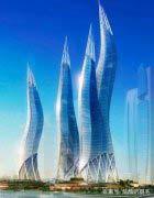 迪拜十座造型独特的超级建筑