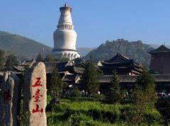 中国四大佛山闻名于世界 很多皇帝都去过五台山