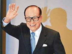 福布斯香港十大富豪排行榜2018