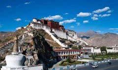 西藏拉萨旅游十大必去景点,这10个地方最值得去