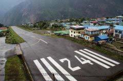 世界之最世界上十大最危险机场