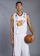 中国人气最高的10大篮球明星