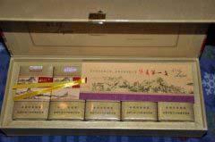 中国十大最贵香烟排名 利群香烟2万一条