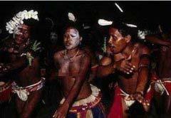 盘点世界上十大最奇葩民族,卡图马人据榜首!