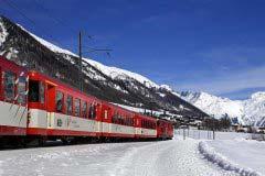 那些不可错过的瑞士铁路观光线路大盘点