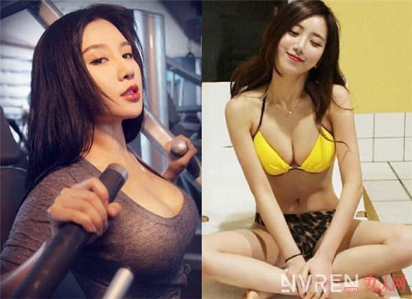 2017韩国十大美女网红排行榜,谁才是女神之首!