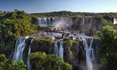 伊瓜苏瀑布——世界上最宽的瀑布