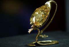 世界上最著名的10大顶级黄钻Top10