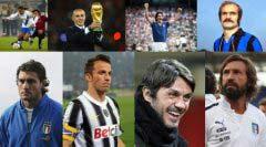 意大利历史有哪些足球明星?意大利球星排名T