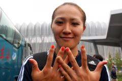 世界足坛10大最美女足运动员盘点