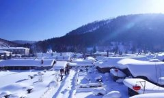 黑龙江冬季旅游10大必去景点