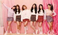 韩国十大女团歌曲排行榜,你喜欢哪一首?