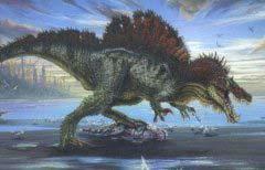 十大食肉恐龙排行榜,棘龙堪比《哥拉斯》