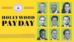 全球片酬最高的演员 扒一扒好莱坞片酬排行榜