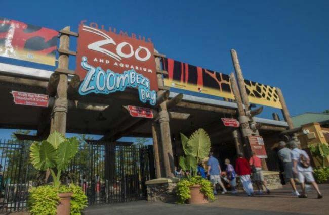 美国哥伦布动物园和水族馆