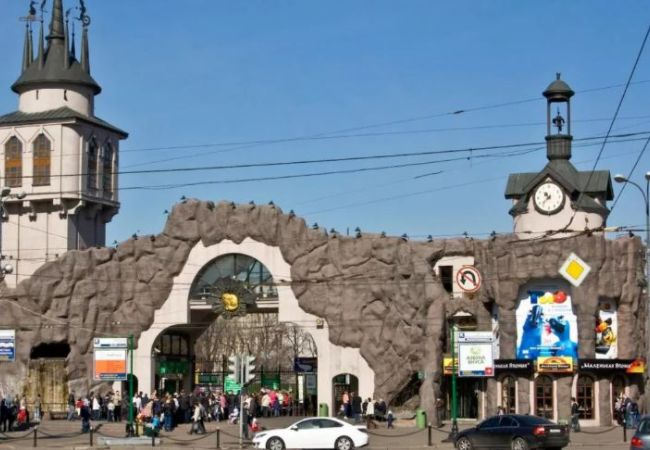 俄罗斯莫斯科动物园
