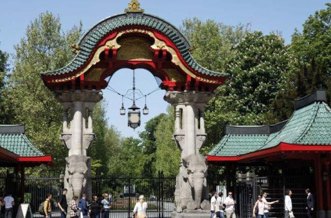 德国柏林动物园