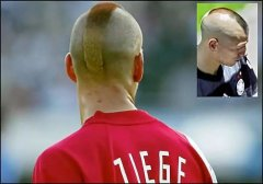 世界足坛十大奇葩发型 世界杯经典发型盘点