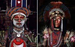 世界十大奇葩种族,盘点世界最奇葩民族
