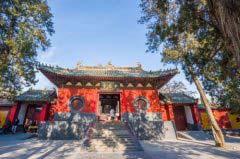 中国最古老的十大佛教寺院