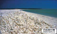 世界上最浪漫迷人的十大海滩排行榜