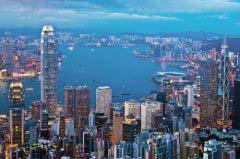 世界摩天大楼最多十大繁华城市