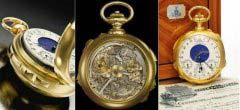 世界上价格最昂贵的手表 最贵手表高达1100万美刀