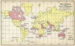 世界历史上国土最大的十大帝国排名