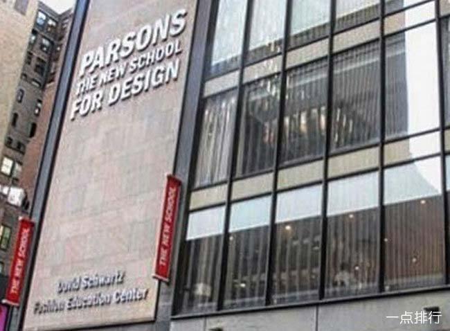 帕森斯纽约设计学院