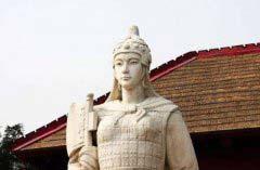 盘点中国历史上的巾帼女英雄,花木兰排第二